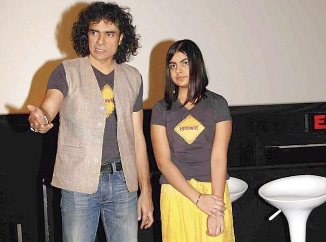 Filmmaker Imtiaz Ali's daughter Ida: I have to make it on