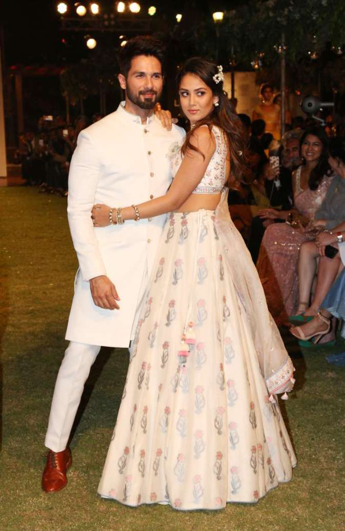 India Tv - Shahid Kapoor and Mira Rajput are dubbed as one of the coolest Bollywood couples by fans
