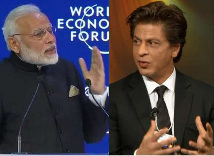 WEF 2018 | PM tells world to invest in India; Shah Rukh