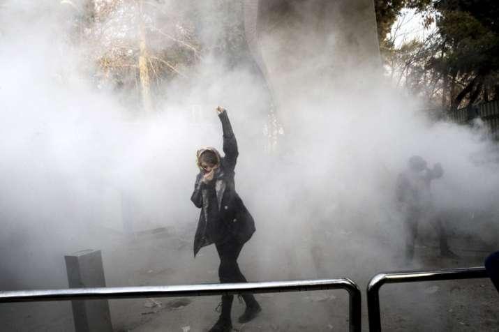 Iran protests Khamenei blames 'enemies' as toll climbs to
