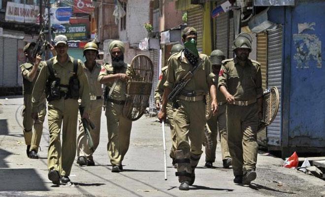 Jammu and Kashmir Police - File photo