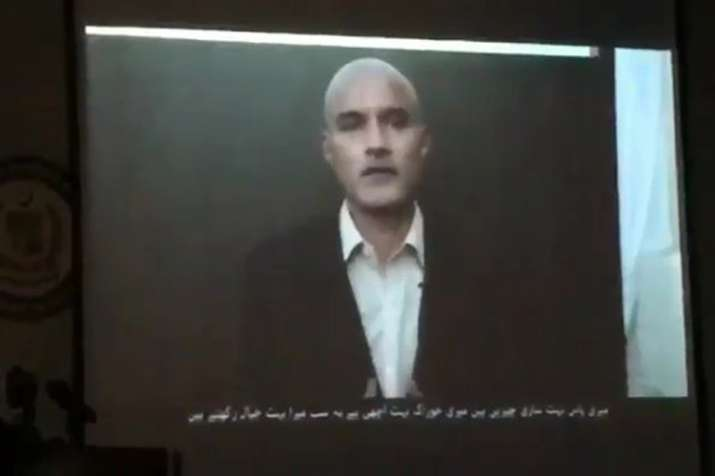 'Indian diplomat yelled at my mother': Kulbhushan Jadhav in