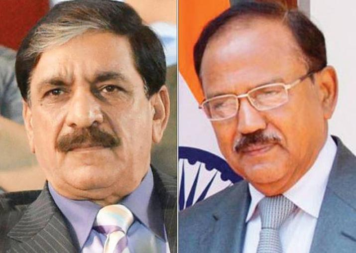 File pic - Pakistan's NSA retired Lt Gen Nasser Khan Janjua