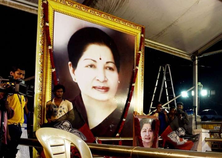 Jayalalithaa had died a day before official announcement,