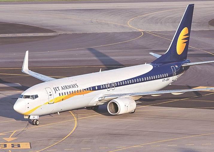 Jet Airways female crew member arrested for smuggling