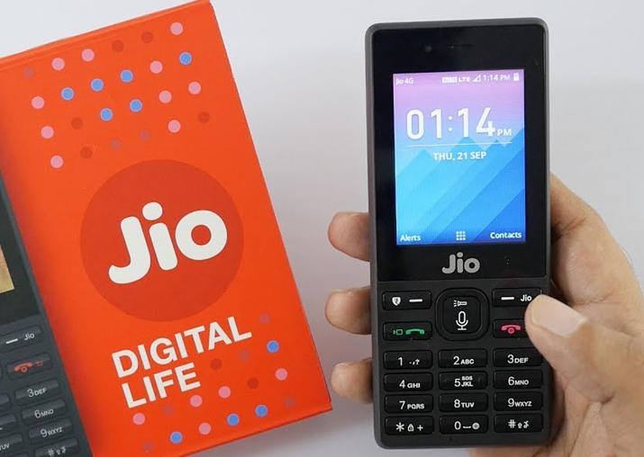 JioPhone top feature phone brand in India: Report
