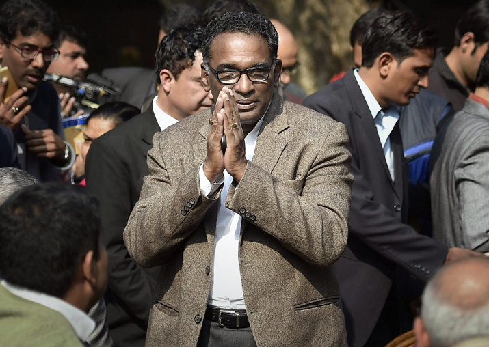 BJP, Congress lock horns over Supreme Court judges row