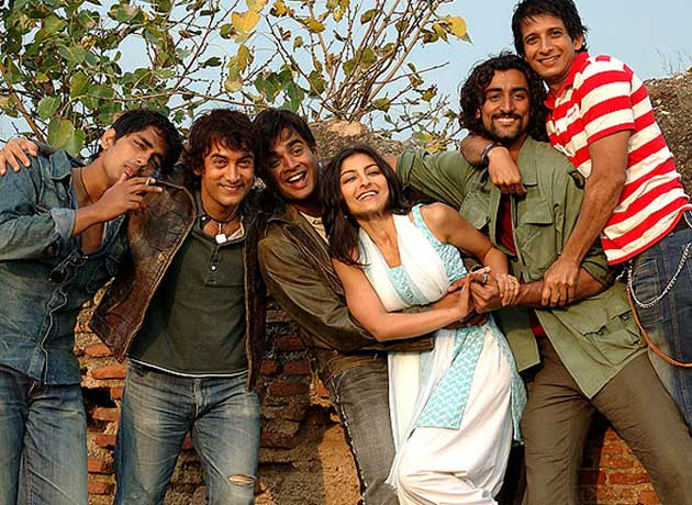 India Tv - Rang De Basanti