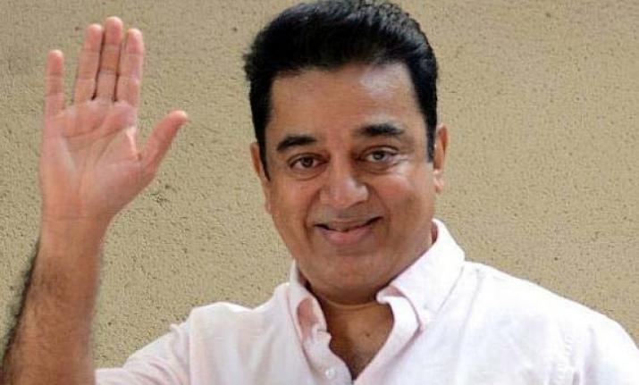 Veteran actor Kamal Haasan said he intends to challenge the