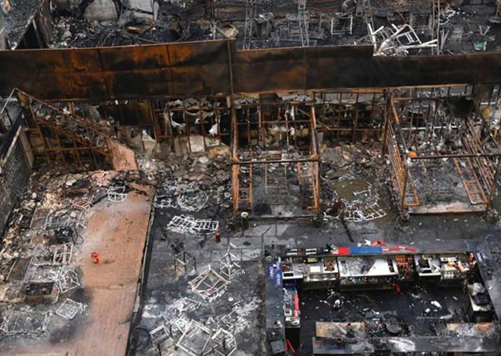 Mumbai Kamala Mills fire: Police announce Rs 1 lakh reward