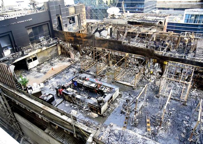 Mumbai Kamala Mills fire: Mojo's Bistro pub owners booked