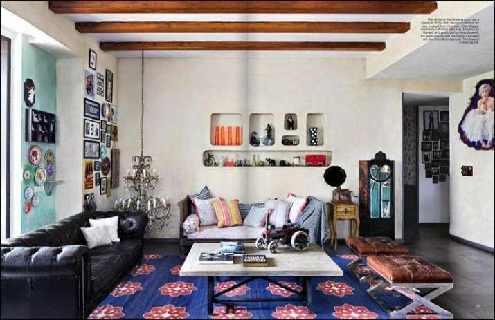 India Tv - Kangana Mumbai home