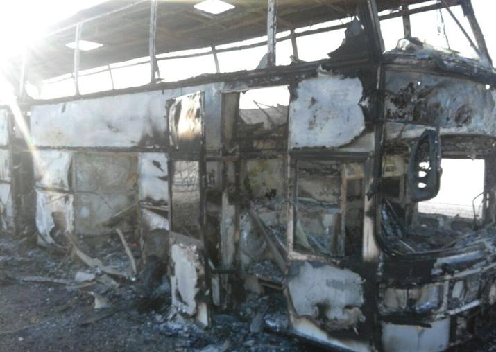52 killed in Kazakhstan bus inferno
