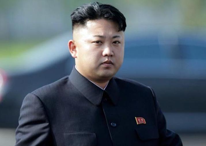 File pic of Kim Jung-un