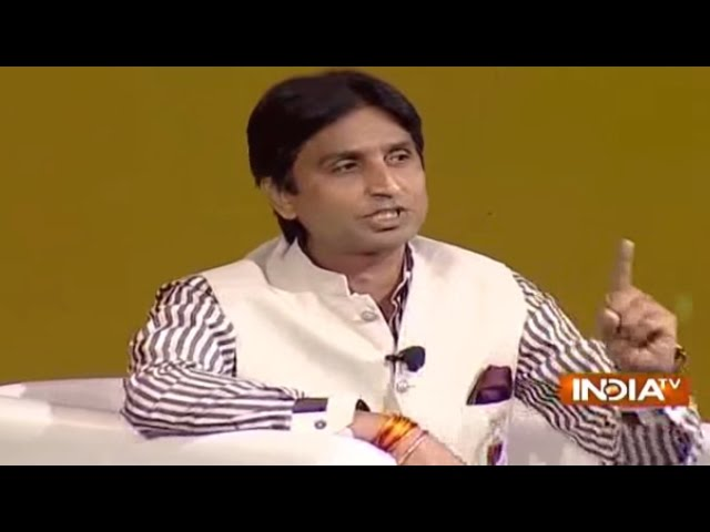 Disgruntled AAP leader Kumar Vishwas says Gopal Rai is 'Kim