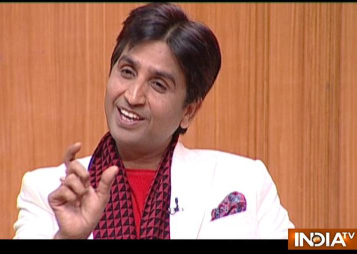 Kumar Vishwas in Aap Ki Adalat