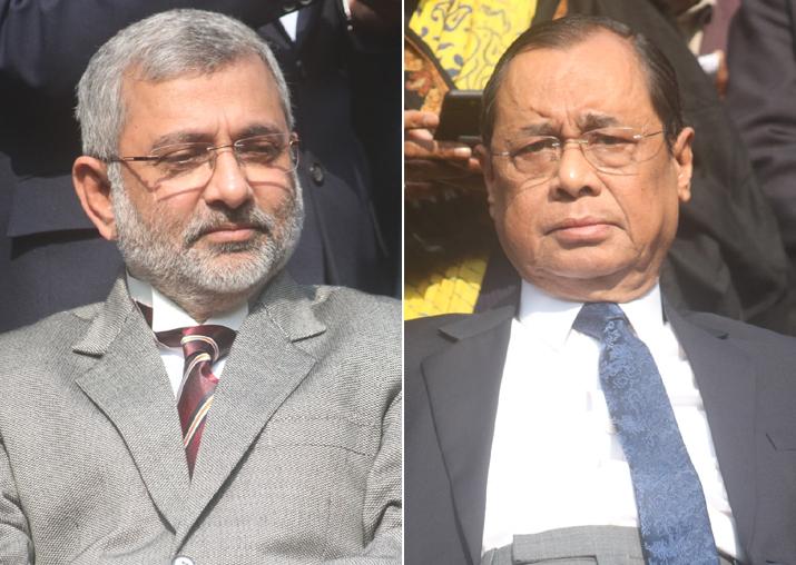 Justice Kurian Joseph and Justice Ranjan Gogoi