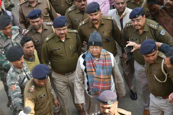 Lalu Yadav's sentencing: Congress backs RJD; Tejashwi