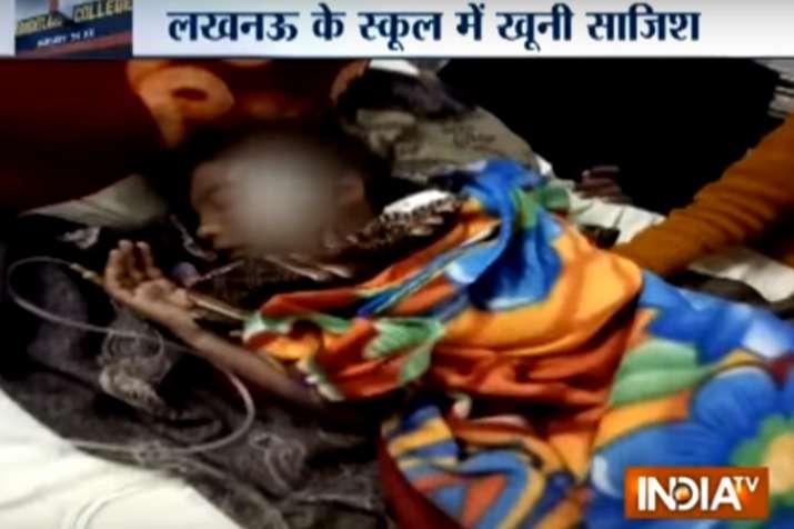 Lucknow school stabbing: 'Didi with boy-cut hair' stabbed