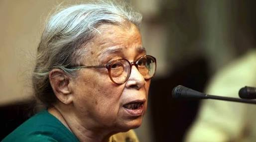 India Tv - Mahasweta Devi (PC: Twitter/ Maha info centre)