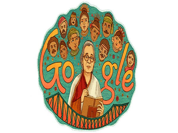 Google remembers Mahasweta Devi