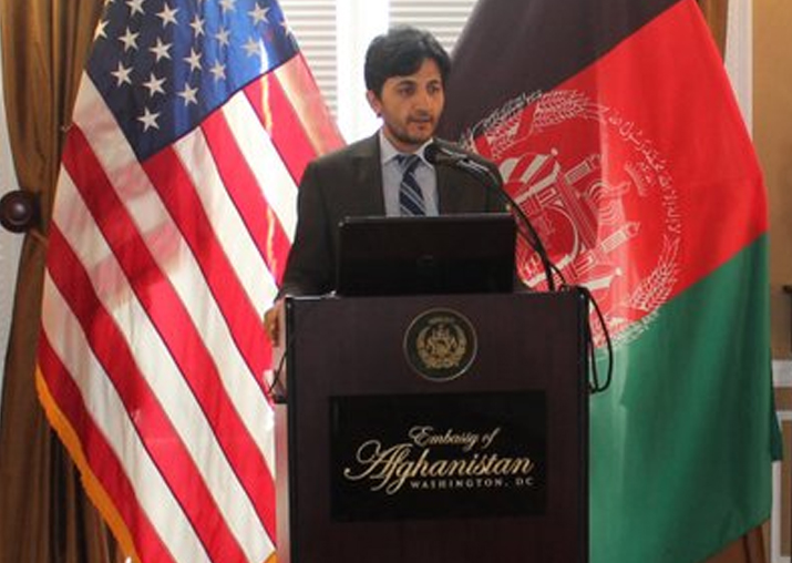 Afghanistan envoy to the United States Majeed Qarar