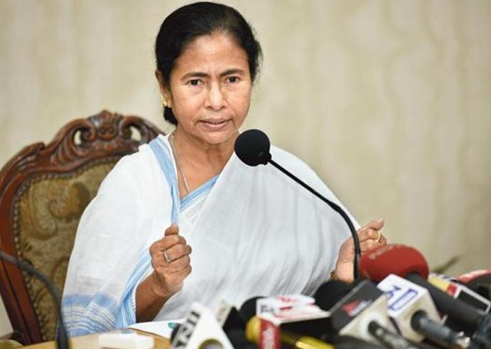 File pic of West Bengal CM Mamata Banerjee