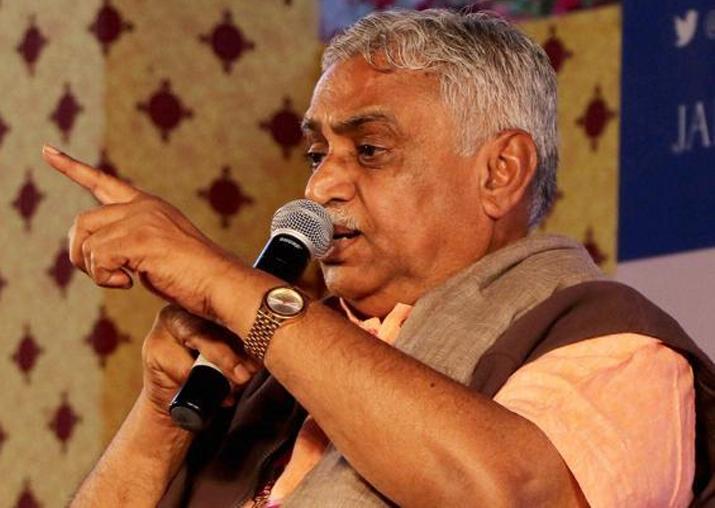 RSS spokesman Manmohan Vaidya