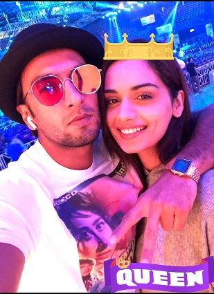 India Tv - Ranveer Singh's Instagram story
