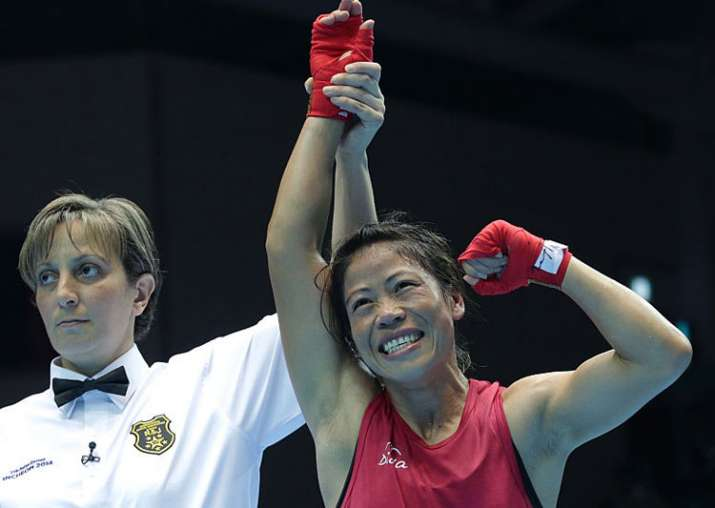 Indian Open Boxing Championship MC Mary Kom enter semis