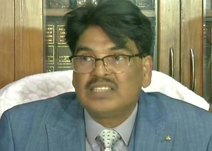 Chairman of Bar Council of India Manan Kumar Mishra
