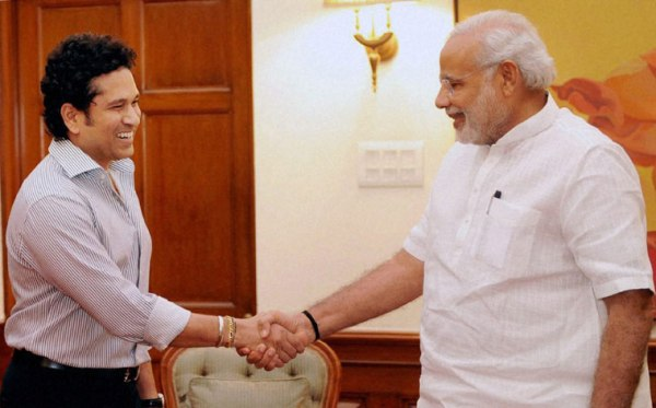 PM Modi, Sachin Tendulkar most talked about