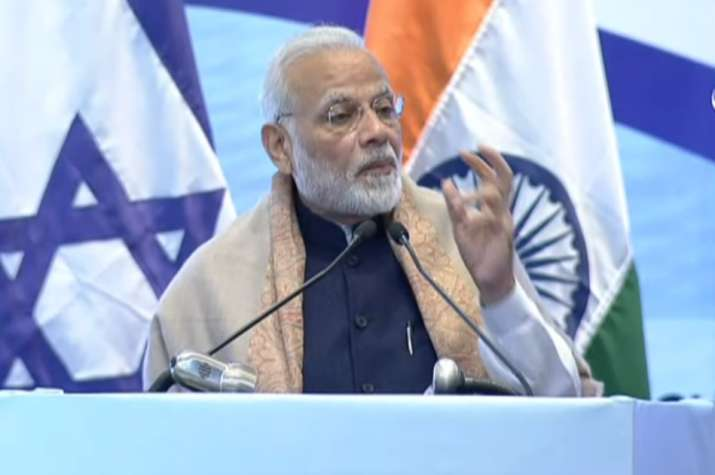 We stand on cusp of a new chapter in India-Israel