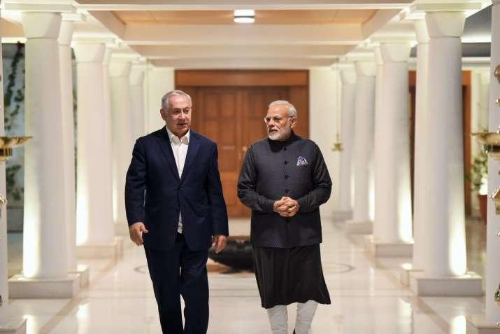 Prime Minister Narendra Modi hosted a private dinner for