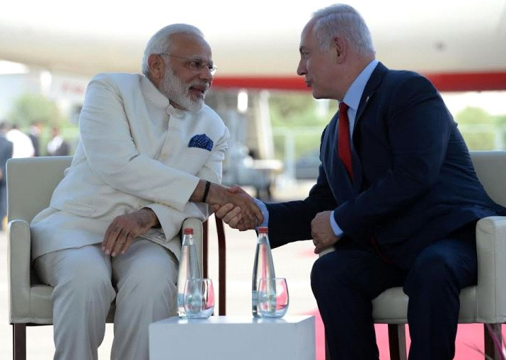 After Jinping and Abe, Gujarat set to host Israeli PM;