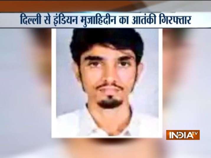 The terrorist, identified as Abdul Subhan Qureshi alias