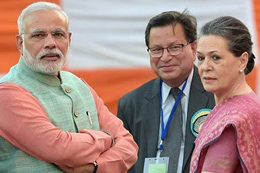 One refinery, two inaugurations - both Congress and BJP