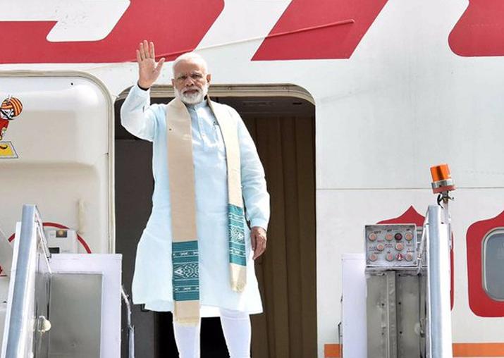 File pic of PM Narendra Modi
