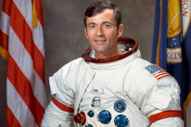 America's 'most experienced astronaut' John Young passes