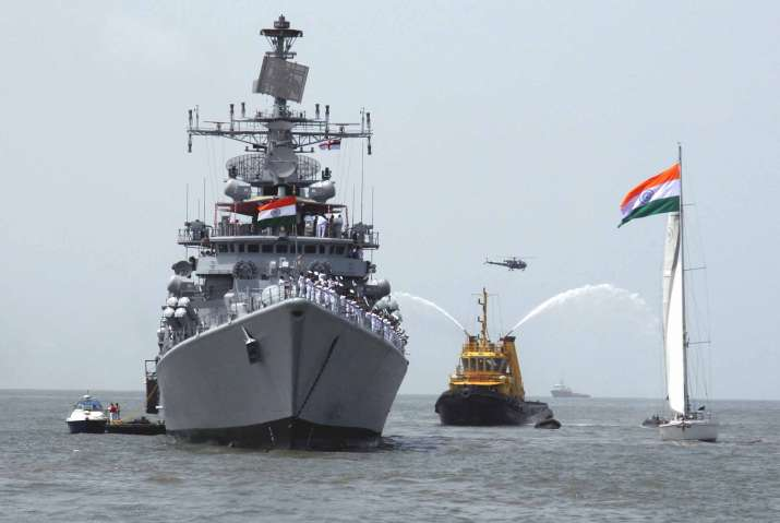 Navy's Rs 32,000-cr minesweeper deal nixed after talks