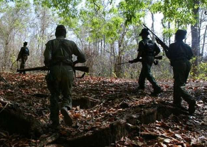 Representational pic - Chhattisgarh: 4 police officials