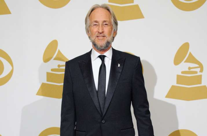 Grammy chief Neil Portnow