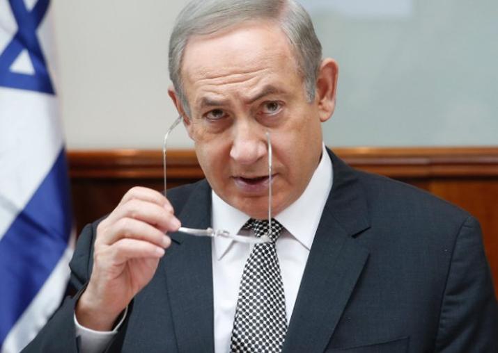 File pic - Israel PM Benjamin Netanyahu