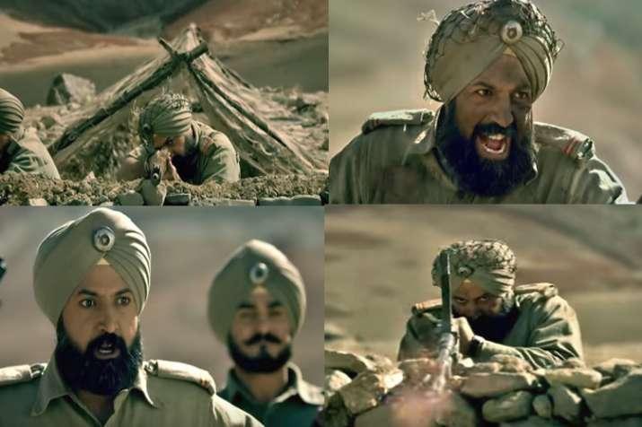 Subedar Joginder Singh teaser