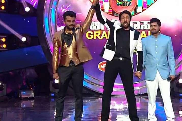 Bigg Boss Kannada season 5 winner Chandan Shetty