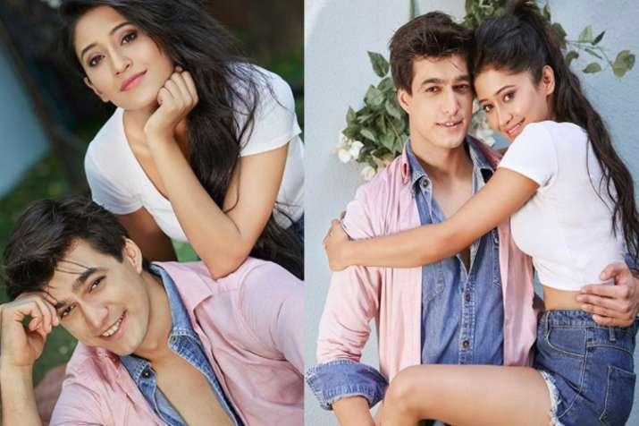Mohsin Khan, Shivangi Joshi, Yeh Rishta Kya Kehlata Hai