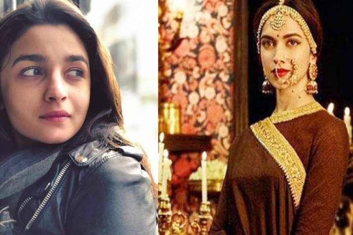 Deepika Padukone, Alia Bhatt