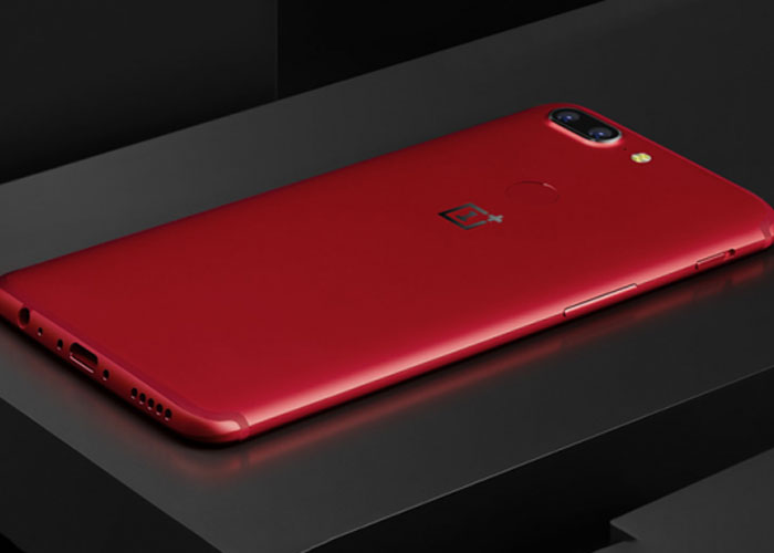 OnePlus 5T 'Lava Red' edition launched in India for Rs