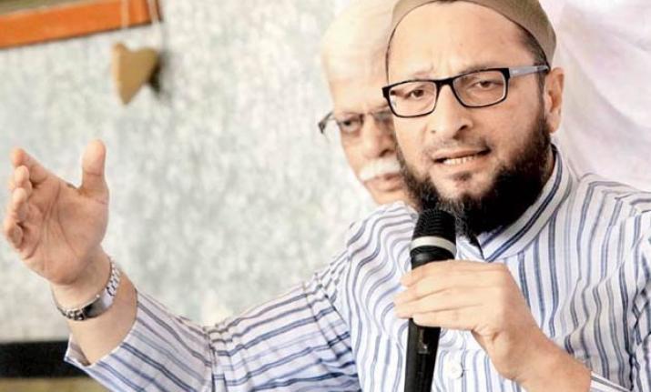 File photo of AIMIM chief Asaduddin Owaisi.
