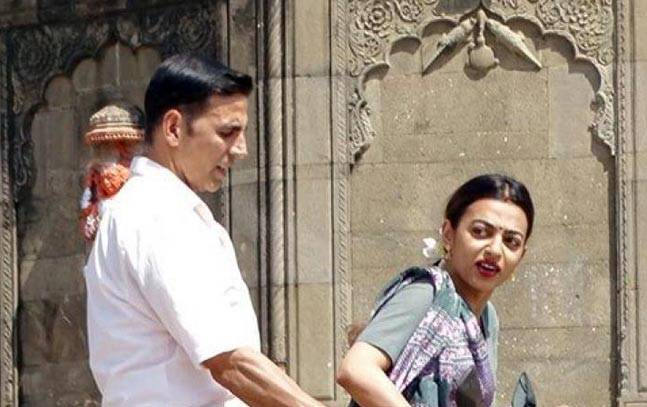 Radhika Apte on PadMan Vs Padmaavat